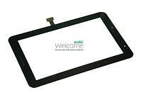 Сенсор (тач скрин) Samsung P3110 Galaxy Tab2 black (оригинал)