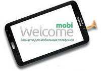 Сенсор Samsung T211 Galaxy Tab 3 7.0 3G black тач скрин для планшета