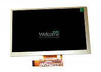 Дисплей (экран) Lenovo IdeaTab A1000F, IdeaTab A2107A (оригинал) #BA070WS1-100