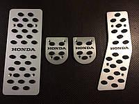Накладки на педали Honda Accord cl7