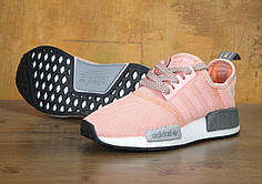 Женские кроссовки Adidas NMD XR1 Pink топ реплика