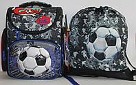 Школьный  (рюкзак + сменка)3D рисунок Футбол 17-3-151