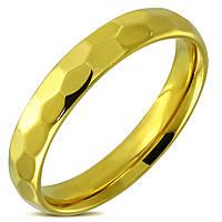 Обручальное кольцо из медицинской стали