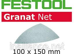 Шлифовальный материал на сетчатой основе STF Delta P80 GR NET/50 Festool 203320