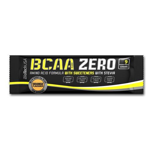 BioTech BCAA Flash Zero 9 g, Биотеч БЦА Флэш Зеро 9 грамм