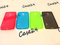 TPU чехол для LG Optimus L7 Dual P715 (4 цвета)
