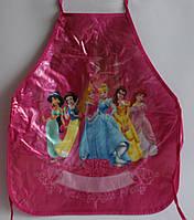 Фартук для труда и творчества школьный Принцессы 23550-3