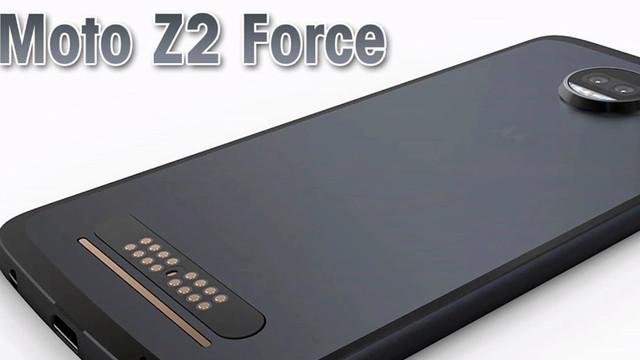 Moto Z2 Force купить