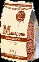 Макароны цельнозерновые перо