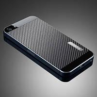 Декоративная пленка Carbon iPhone 5 (все стороны)