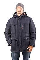 Зимняя мужская куртка размеры 48-66  SV Т-017