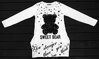 """Туника для девочек """"Sweet Bear"""" 4-11 лет"""