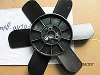 Вентилятор Ваз 2101, 2102, 2103, 2104, 2105, 2106, 2107, 2121 6 лопастей  (металл втулка)
