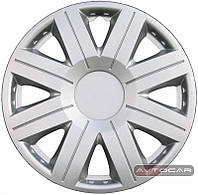 Колпаки колесные COSMOS  / радиус R13  / комплект 4шт