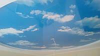 Декоративный потолок Облака