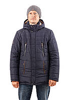 Зимняя мужская куртка размеры 48-66  SV Т-018