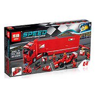 Конструктор Фура F1 Lepin 21010 (аналог Lego Speed Champions 75913)