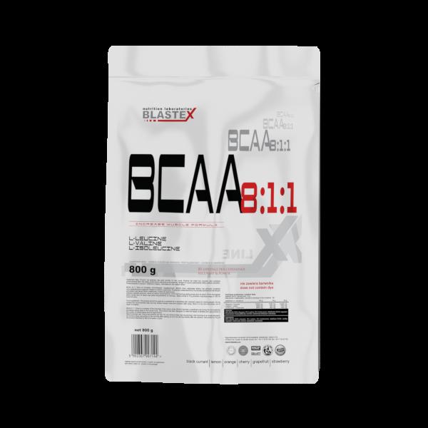 BLASTEX BCAA 8:1:1 800 g, Бластекс БЦА 8:1:1 800 г