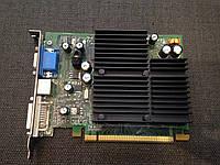 ВИДЕОКАРТА Pci-E MSI GeForce 7600 GS на 256 MB с ГАРАНТИЕЙ ( видеоадаптер 7600 GS 256mb  )