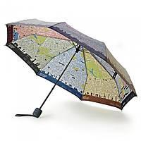 Зонт механический Fulton Brollymap L761 London Map, фото 1