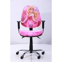 Кресло Бридж Хром Дизайн Дисней Принцессы Аврора (AMF-ТМ)