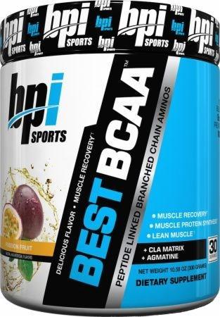 BPI sports Best BCAA 300 g, БПаЙ спорт Бест БЦА 300 грамм
