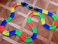 Magic Tracks 220 деталей, гоночная трасса-конструктор