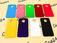 Пластиковый чехол для Motorola Moto E4 Plus (9 цветов)