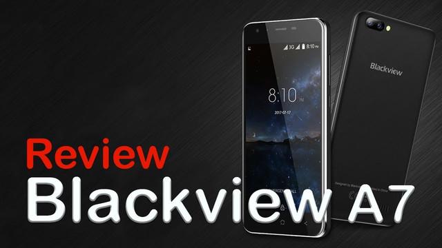 Blackview A7 купить