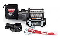 Лебедка электрическая для квадроциклов и UTV Warn Works 3700 DC 12V