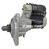 Стартер редукторный 12В 2,8 кВт  (МТЗ-80, МТЗ-82, Т-25, Т-16, Т-40) ТМ Jubana 123708101 усиленный (оригинал)
