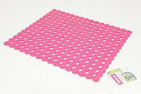 Коврик силиконовый для раковины 31 x 27 см Fissman (AY-7246.SM)