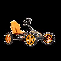 Педальный Карт Buddy Prof Berg - Нидерланды -  пневматические колеса, усиленные оси и тяги