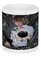 Кружка чашка Тетрадь смерти Death Note
