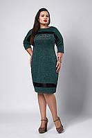 Платье мод №534-2, размеры 50,52,54,56 бутылка