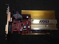 ВИДЕОКАРТА Pci-E Nvdia GeForce 8400 GS на 512 MB с ГАРАНТИЕЙ ( видеоадаптер 8400gs 512mb )