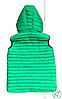 Жилет зеленый с капюшоном Activsport, фото 2