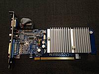 ВИДЕОКАРТА Pci-E Nvdia GeForce 8400 GS TC на 512 MB с ГАРАНТИЕЙ ( видеоадаптер 8400gs 512mb  )