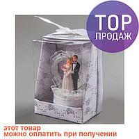 Фигурка свадебная 8 см / свадебные  аксессуары