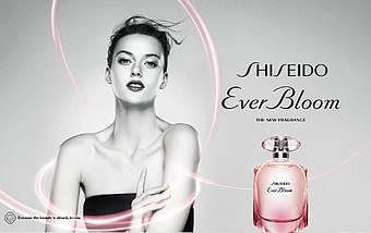 Shiseido Ever Bloom парфюмированная вода 90 ml. (Шисейдо Эвер Блум), фото 3