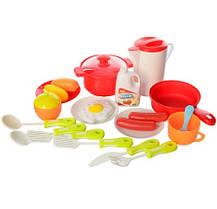 Игровой набор Кухня 889-52-53. 24 предмета. Свет. Звук. , фото 3