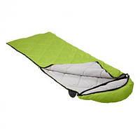 Спальный мешок, спальный мешок с капюшоном, туристический спальный мешок КЕМПИНГ PEAK, фото 1