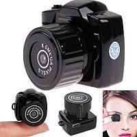 Мини экшн камера Mini DV Y3000 RS 301 HD, фото 1