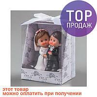 Свадебная фигурка 8 см / свадебные  аксессуары