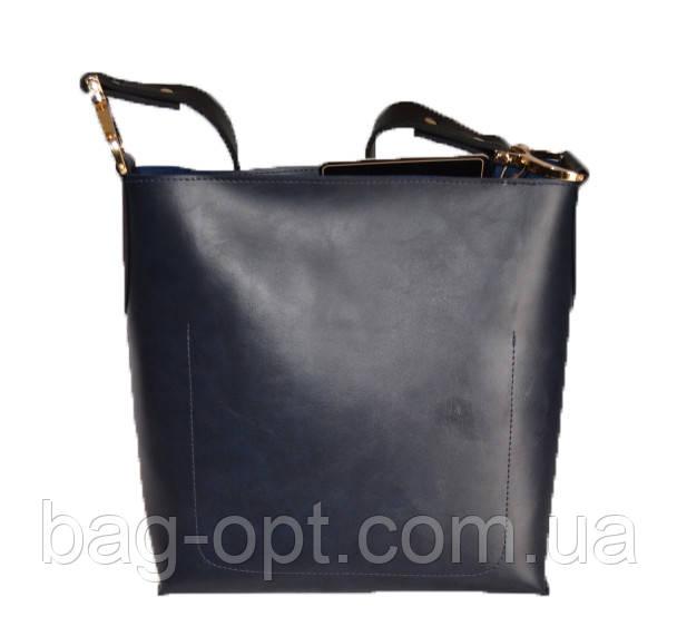 Женская сумка ''premium'' 30*29*15 см