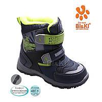 Терма-ботинки для мальчиков оптом 2039A (8пар 27-32