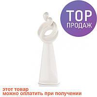Скульптура Объятия белая / свадебные  аксессуары
