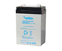 Батарея для ИБП 6В 4,5Ач Merlion / GP645 / ШхДхВ 47х70х107