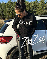 "Свитшот ""LOVE"" - М №1016"