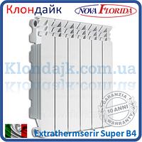 Алюминиевый радиатор Nova Florida Extrathermserir Super B4 800*100 (Италия)